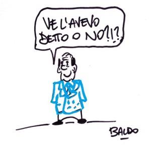 VIGNETTA (Berlusconi) - 18 luglio 2014 (1)