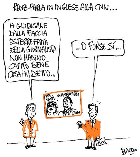 VIGNETTA - 3 ottobre 2014 (Arancione)