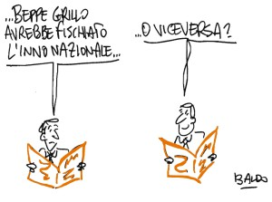 VIGNETTA - 9 maggio 2014 (Arancione)